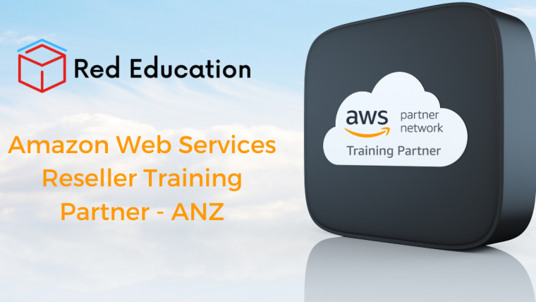 Red Education becomes an Amazon Web Services Reseller Training Partner in ANZ