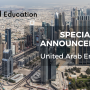 Red Education announces expansion into the United Arab Emirates